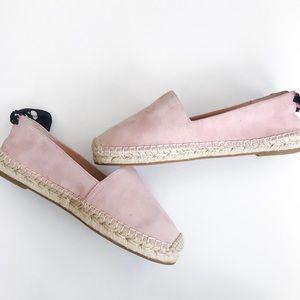 Kate Spade Grayson Espadrilles Pink